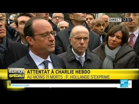 Paris shootout:
