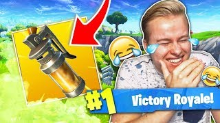 KEIHARD LACHEN DOOR DE NIEUWE STINKBOMB!! 😂 - Fortnite Battle Royale (Nederlands)
