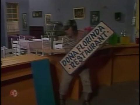 El Chavo del Ocho - Capítulo 264 - Preparando el restaurant - 1979