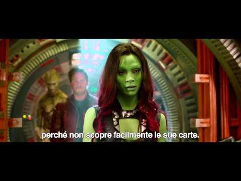 Guardiani della Galassia -- Gamora - Pod dal film | HD