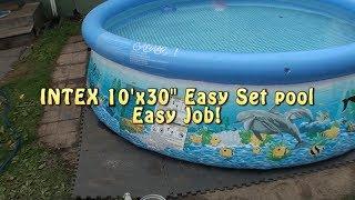 INTEX 10'x30