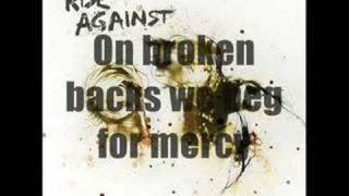 Watch Rise Against Behind Closed Doors video