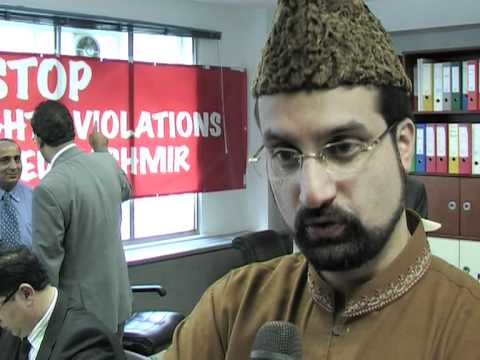 Mirwaiz Umar Farooq Interview