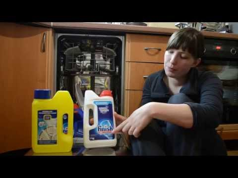 Состав и преимущества гелей для посудомоечных машин