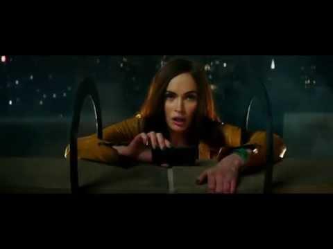 Tartarughe Ninja - trailer (ita) - Megan Fox, Alan Ritchson