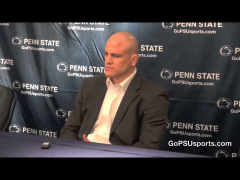 Penn State Wrestling - Post-Match Interviews vs. Indiana Image 1
