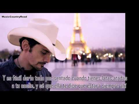 Brad Paisley - Love Her Like Shes Leavin
