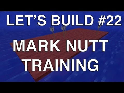 Let's Build in Minecraft - Mark Nutt Training Music Videos