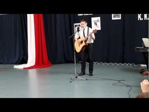 Poezja śpiewana, Psalm O Krzyżu, Damian Styś.