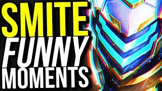 HACKING INTO SMITE! - SMITE FUNNY MOMENTS