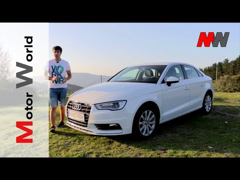 Audi A3 Sedan 2013 - Analisis / Prueba - Motor World