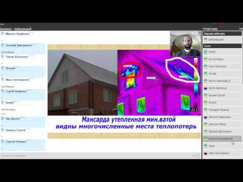 Утепление дома натуральными утеплителями своими руками – мои отзывы (Московская область)