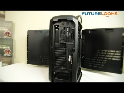 Futurelooks Goes Hands On With the NEW Cooler Master Cosmos II (2) Ultra Tower Computer Chassis