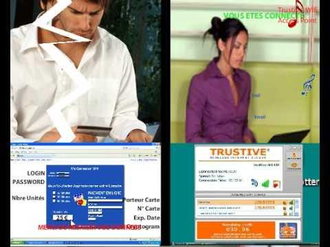 Les avantages du service WiFi de Trustive.