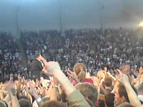 Bruce Springsteen - Shout (live, Oslo, April 30th 2013)