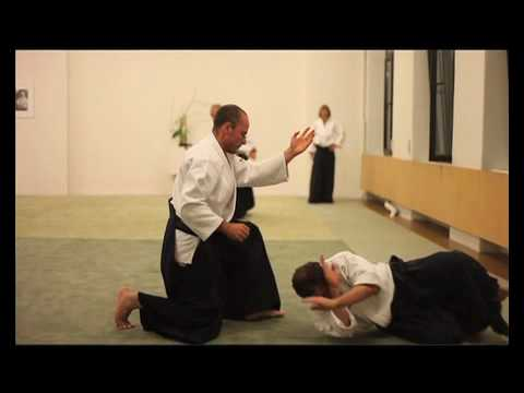 Aikido Training in Berlin Kreuzberg Image 1