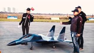 JWM 2019 Rongcheng Clips [Giant RC Jet]