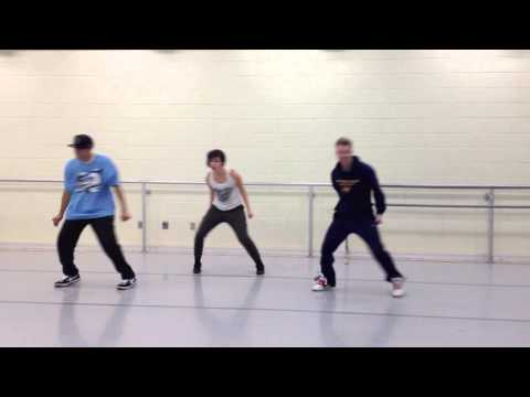 Scream & Shout – Will.i.am. choreography