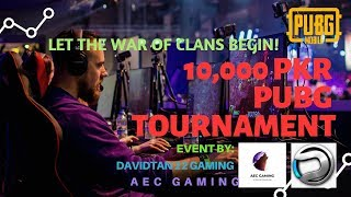 10,000rs Tournament Apply Now PUBG Mobile Games Live Streaming PAKISTAN