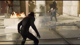 Marvel's Spider-Man - Kingpin Vs. Spider-Man Noir - PS4 Pro