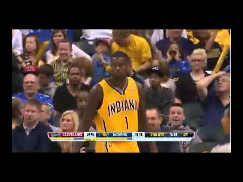 NBA CIRCLE - Cleveland Cavaliers Vs Indiana Pacers Highlights 2 November 2013 www.nbacircle.com