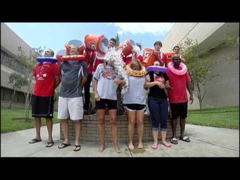 Ice Bucket Challenge - Bloomingdale High School
