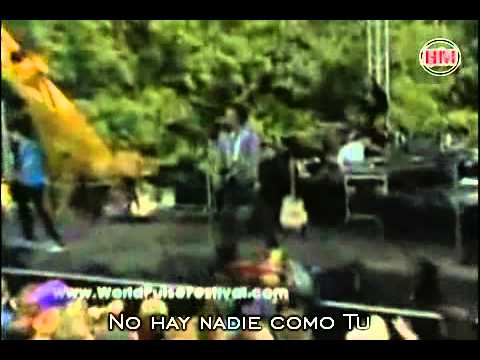 David Crowder Band - No One Like You (subtitulado español) [History Maker]