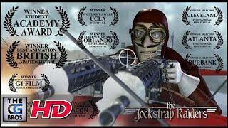 "CGI Animated Short Film HD: Student Acadamy Award Winning ""The JockStrap Raiders"" by Mark Nelson"