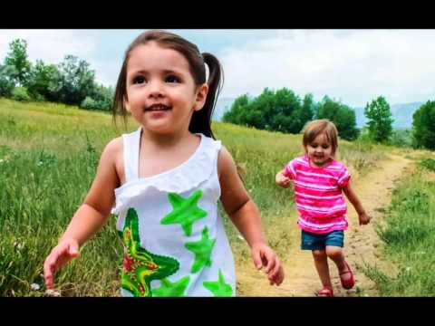Telugu Christian Children Song - Creation video