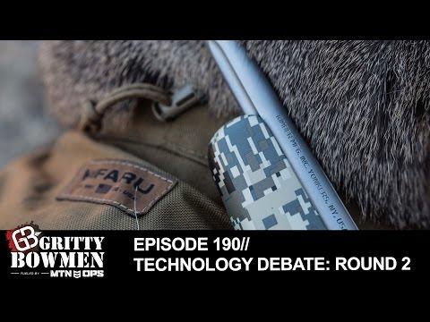 EPISODE 190: Technology Debate: Round 2