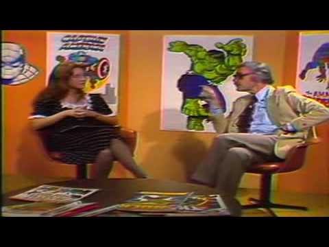 Stan Lee Interview 1977 (part 1)