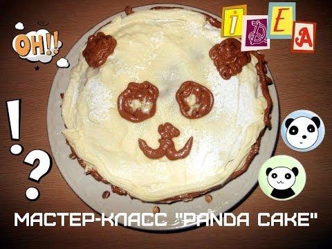 Печём торт фото