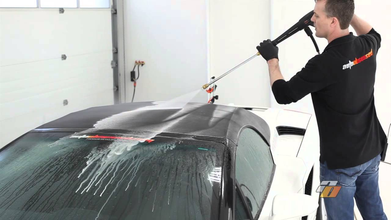 Tutorial How To Clean And Protect Your Car S Fabric