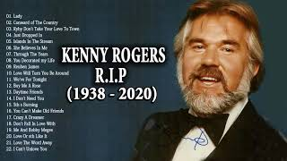 R.I.P Kenny Rogers - Top 20 Best Songs Of Kenny Rogers - Kenny Rogers Greatest Hits Playlist 2020