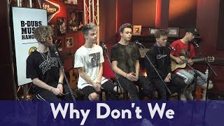 "Why Don't We - ""Trust Fund Baby"" (Live)"