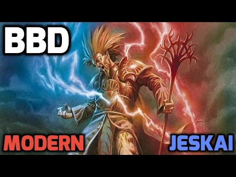 Channel BBD - Modern Jeskai (Match 2)
