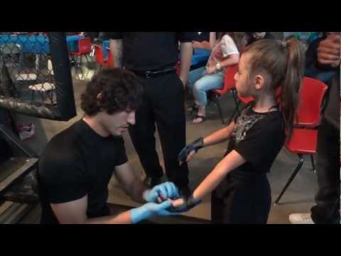 Anna 6yr Old Girl Mma Fighter video