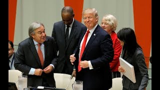 Trump to champion sovereignty at UN General Assembly