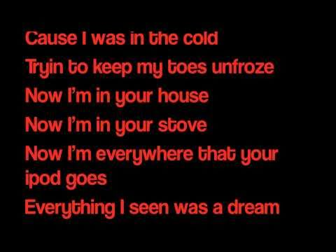 B.o.B - Don't Let Me Fall (with lyrics + HQ)