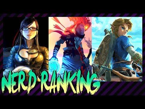 Top 10: Die besten Switch Spiele  NerdRanking