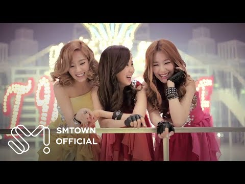 GIRLS GENERATION-TTS_TWINKLE_Music Video