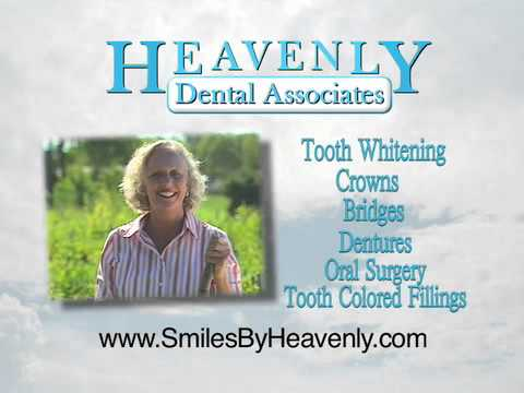 Heavenly Dental Associates Commercial - Giving Your Smile A Heavenly Touch! video