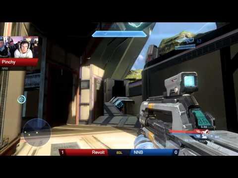 EGL9 : Mad Catz Halo 4 Championship : NNB vs Revolt: LBR2 - Map 2