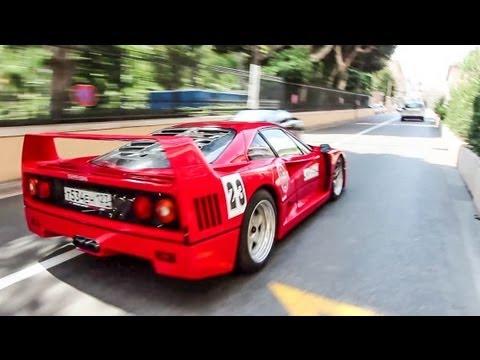 Ferrari F40 Little Drift