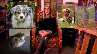Kitty and Friends: Online Pastel Painting Workshop