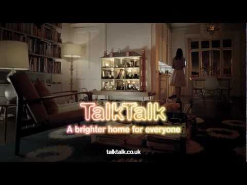 talktalk a brighter home for everyone tv advert youtube