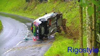 Best of rallye 2016 crash on the limit by Rigostyle