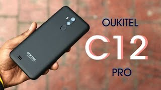 Oukitel C12 Pro Unboxing and Review