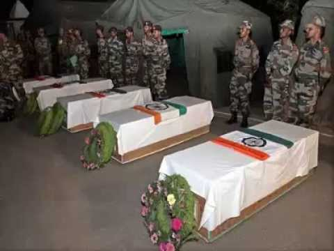 5 indian soldiers killed (Indian Jokerz Army) By Pakistan Army