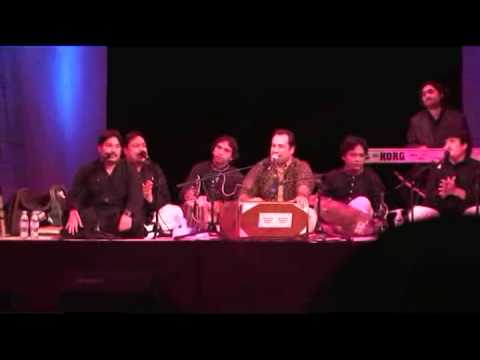 Rahat Fateh Ali Khan Live In Manchester Singing Tumhe Dillagi...